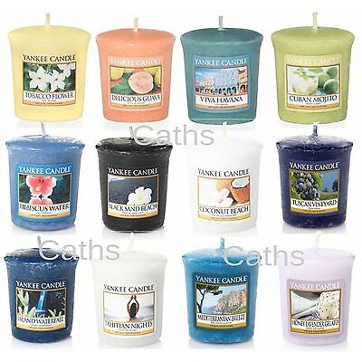 Yankee Candle Sale Votive Sampler Candles Reduced and Limited Edition Fragrances