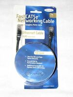 Belkin Fastcat5e 7ft. Networking Snagless Patch Cable Rj45 Male/male 350 Mhz+