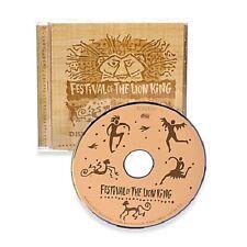 Disney World Festival of the Lion King, NEW CD