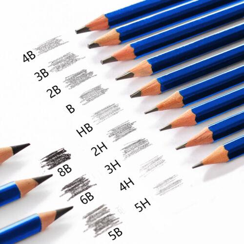 42-tlg Skizzierstifte Set Zeichenset Bleistifte Zeichnen Zeichenstift Skizzieren
