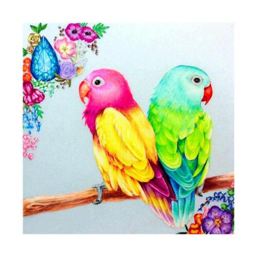 24 Pattern 5D DIY Full Drill Animal Diamond Painting Cross Stitch Embroidery Art