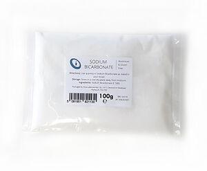 100-g-Sodium-Bicarbonate-de-Soude-BI-Carb-fin-poudre-grade-alimentaire