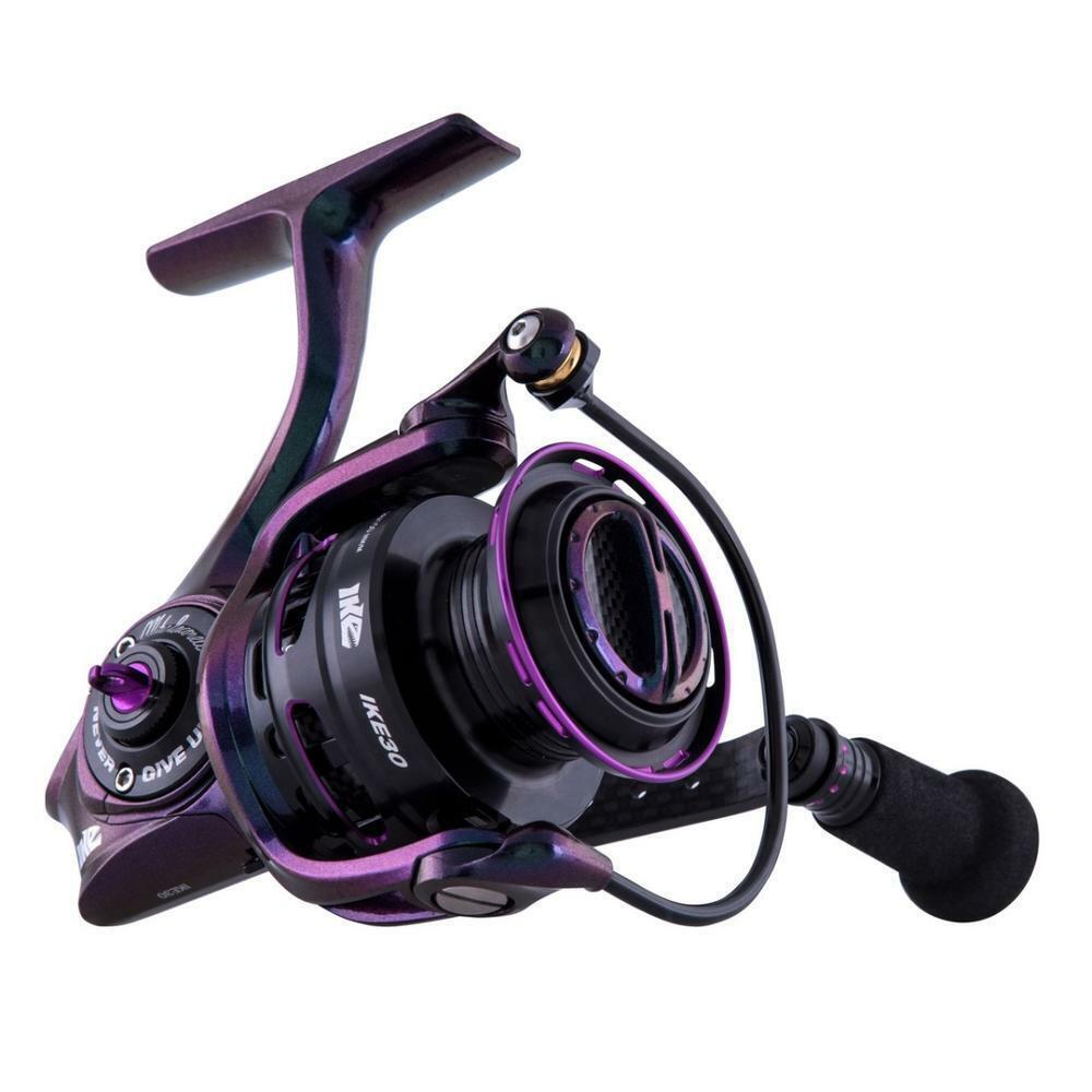 Abu Garcia NEW Revo IKE Spinning Fishing Reel - All Sizes
