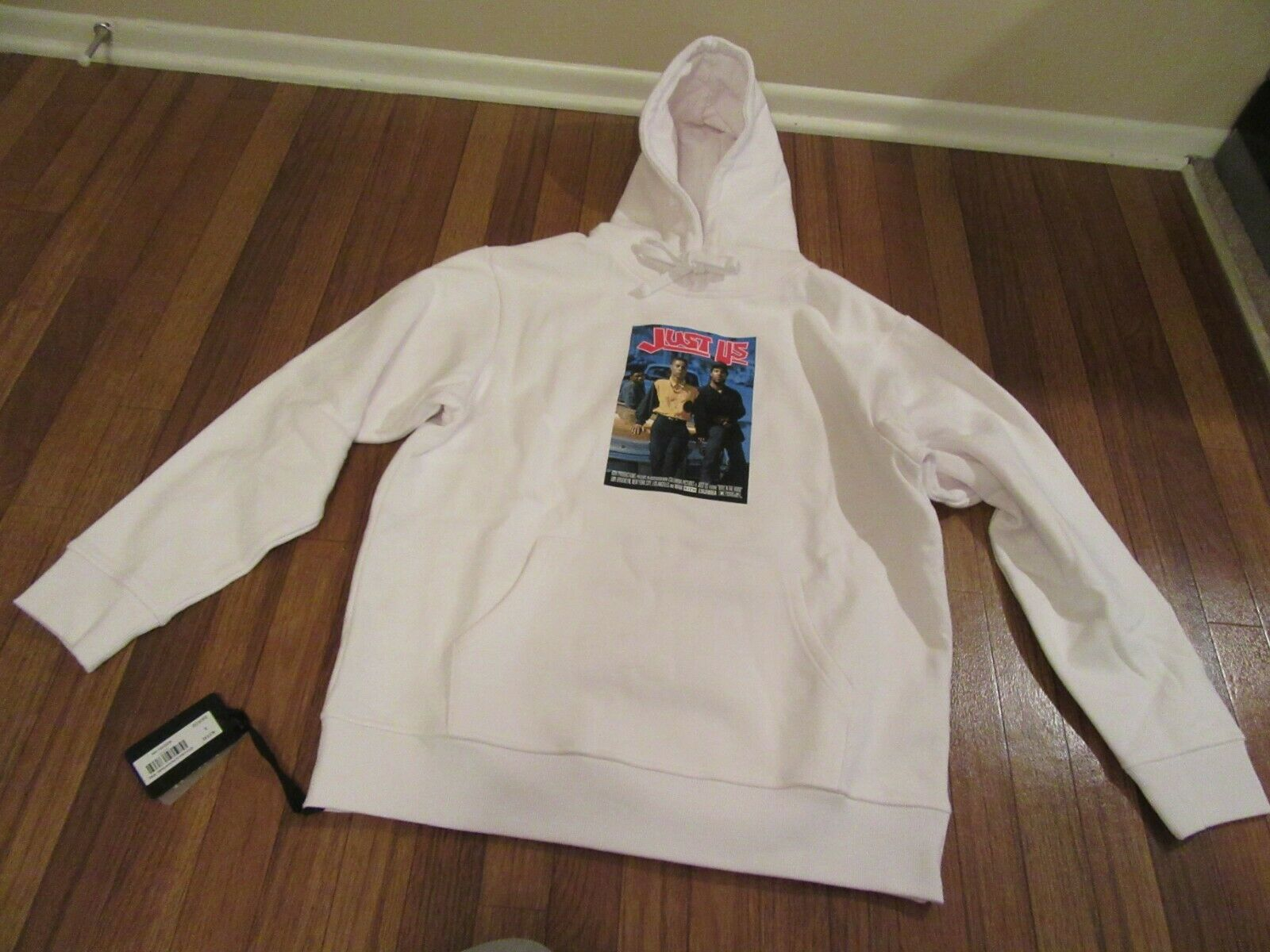 KITH x Boyz In The Hood Hoodie Size Large White Kith Monday Program Just Us DS