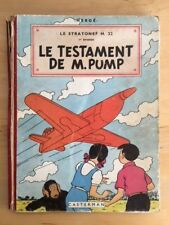 LE TESTAMENT DE M. PUMP - JO, SUUS en JOKKO (1951)