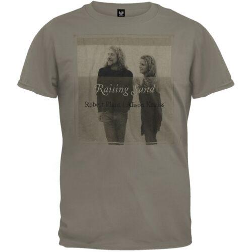Robert Plant /& Alison Krauss Vintage Photo Soft Men/'s T-Shirt Green