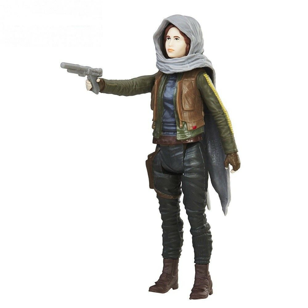 Hasbro Star Wars - - - The Last Jedi - Force Link - Jyn Erso jedha - Figurine - NIP a3e5dc