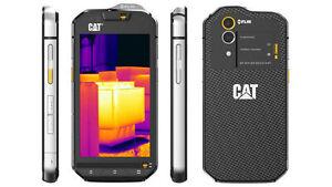 BINB-CAT-S60-Doppia-SIM-32-GB-4G-Android-SIM-gratuit-Dbloque-Smartphone-dur-noir