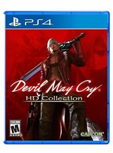 PLAYSTATION-4-PS4-VIDEO-GAME-DEVIL-MAY-CRY-HD-COLLECTION-BRAND-NEW-AND-SEALED