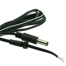 Moulded DC Power Lead 2.1mm x 10mm Plug