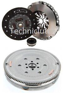 Dual-Mass-Flywheel-DMF-et-complet-embrayage-KIT-pour-AUDI-A4-2-0-Tdi-240-mm