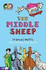The Middle Sheep: Middle Bears - Reading with Confidence by Frances Watts (Paperback, 2009)