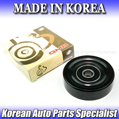 KP Idler Pulley P//S FOR Hyundai Santa Fe Sonata Kia Optima OEM 57212-38100