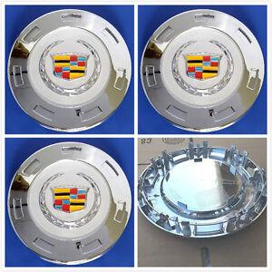 4x Genuine Gm Cadillac Escalade 22 Inch Wheel Center Hub