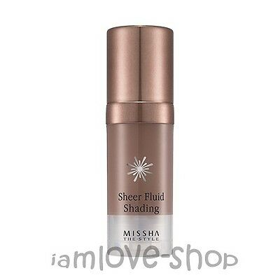 [Missha] The Style Sheer Fluid Shading 10ml Bronzer