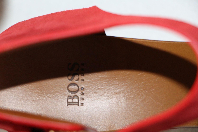 HUGO BOSS DA HerrenANDALEN, Gr. 36 / 6, UK 3 / US 6, /   , Made in Spain 63b159