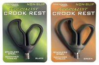 Drennan Specialist Non Slip Rod Crook Rest Heads
