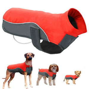 Red-Waterproof-Dog-Clothes-Winter-Small-Chihuahua-Large-Pet-Snowsuit-Warm-Coats