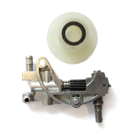 Maschine Ölpumpe /& Wurm Für Chinese Kettensäge 4500//5200//5800 45 52 58 62CC