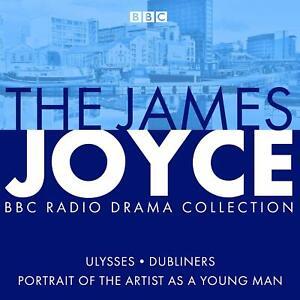 Audio-CD-The-James-Joyce-BBC-Radio-Collection-by-james-joyce