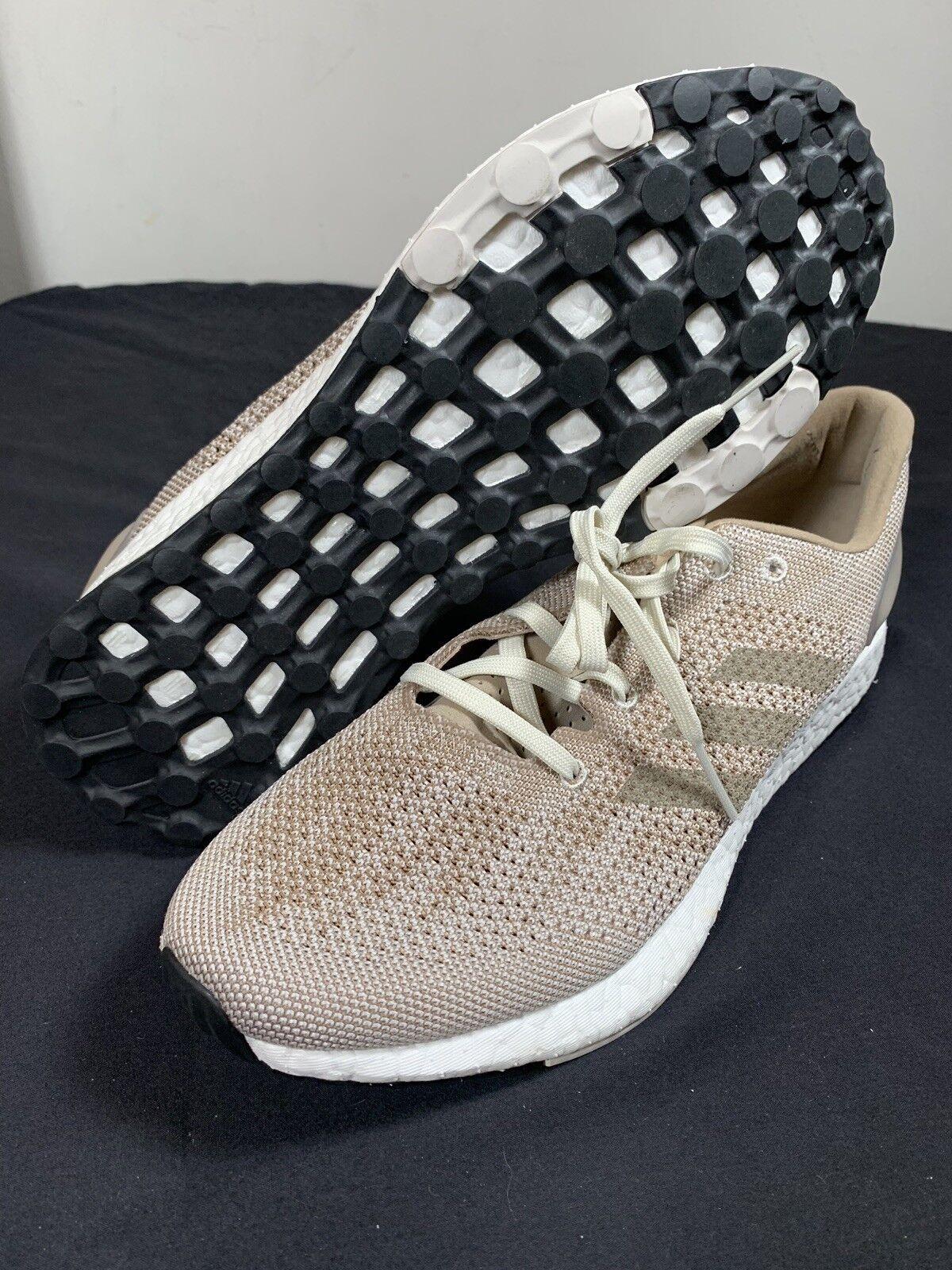 Männer adidas pureboost dpr / laufschuhe khaki / braun / dpr schwarz s82013 sz.8. 05bce9