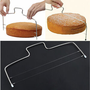 Bread-Wire-Slicer-Cutting-Cake-Cutter-Leveller-Leveler-Decorating-Decorator-Tool