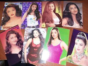 20-psc-postcard-Bollywood-acttress-Aishwarya-Rai-Rare-postcard-post-card