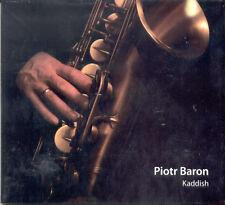 CD PIOTR BARON - Kaddish
