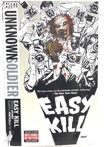 Unknown-Soldier-Volume-2-Easy-Kill-Vertigo-Comics-TPB-Trade-Paperback-New