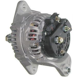 22SI 0124625044 AL9963SB New 200 Amp Alternator Replaces 21SI 0-124-625-044