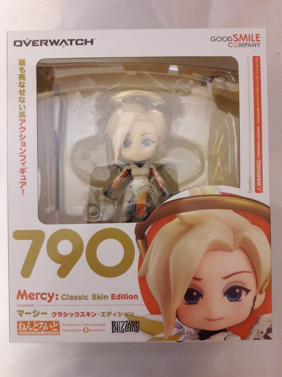 Good Smile Overwatch Overwatch Overwatch Mercy Classic Skin Edition (BRAND NEW) - genuine goodsmile b18a43