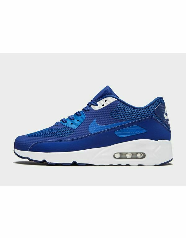 Nike Air Max 90 Ultra 2.0 Men's Trainers(UK 6) bluee Colour Brand New