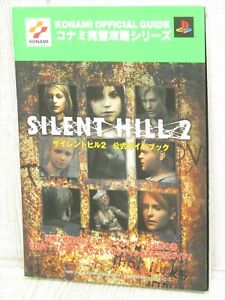 SILENT-HILL-2-Official-Guide-Book-Japan-PS2-2001-FT68
