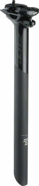 0mm Setback 25.4mm Diameter 400mm Length Mat Zipp Service Course SL Seatpost