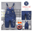 26-style-Kids-Baby-Boys-Girls-Overalls-Denim-Pants-Cartoon-Jeans-Casual-Jumpers thumbnail 51