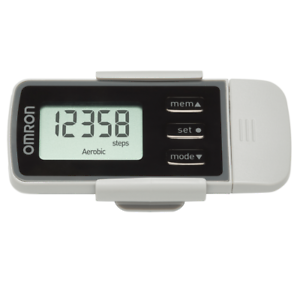 Omron Walking Style Pro 2.0 Pedometer HJ322 Advanced Step Counter 21 Day Memory