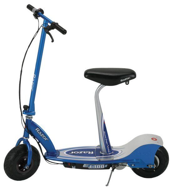 Razor E300s Seated Electric Motorized Scooter For Sale Online Ebay