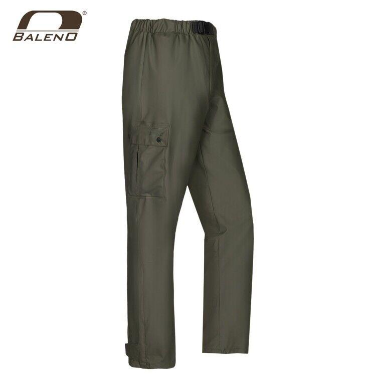 Baleno Pantalons Imperm Brewer 65533;65533;ables Cartouche Tailes 3XL Flexothane Olive Unisex