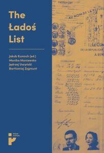 The Ładoś List [ The Lados List ] - Kumoch Jakub, Maniewska Monika