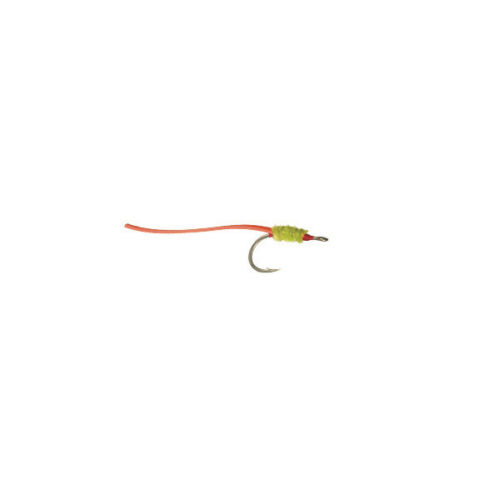 2 Peterson/'s Palolo Worm #1//0 Tarpon Worm Fly by Rainy/'s FREE SHIPPING
