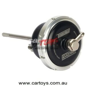Turbosmart Turbosmart Wastegate IWG75 Uni 150mm Actuator 10PSI Black TS-0681-...