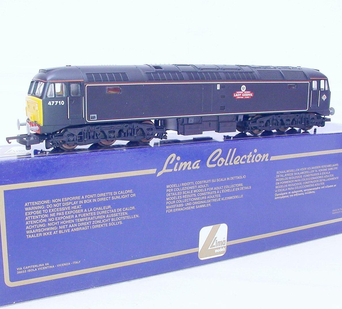 Lima HO OO British WATERMAN RAILWAYS Class 47  LADY GODIVA  LOCOMOTIVE MIB`90
