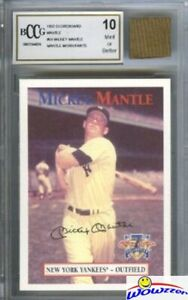 1997-Scoreboard-59-Mickey-Mantle-w-WORN-PANTS-BECKETT-10-MINT