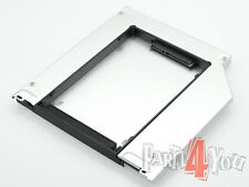 Apple MacBook 13 2008 2009 2010 Unibody Second HD Caddy unità SuperDrive Hard Disk SSD