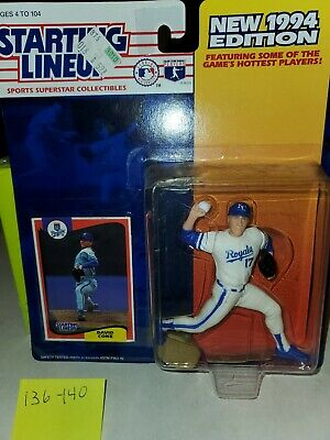 Starting Lineup Brian McRae 1995 action figure