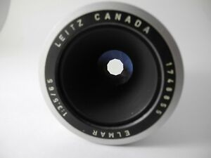 LEICA-ELMAR-65MM-3-5-MACRO-WITH-16464K-FOCUS-MOUNT-ALL-IN-WORKING-ORDER-PERFECT