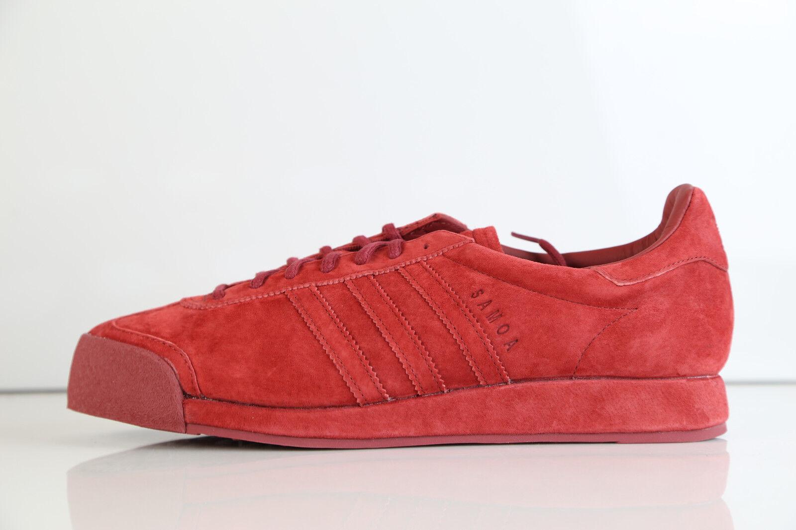 Adidas Samoa VNTG Vintage Suede Mystic rot B39016 7-13 boost rf originals
