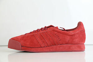 Adidas Samoa VNTG Vintage Suede Mystic Red B39016 7-13 boost rf originals