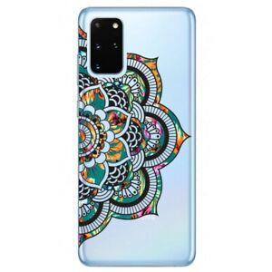 Coque Galaxy Note 10 LITE mandala 5 fleur