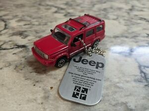 Geocaching-Jeep-Trackable-Collectible-Red